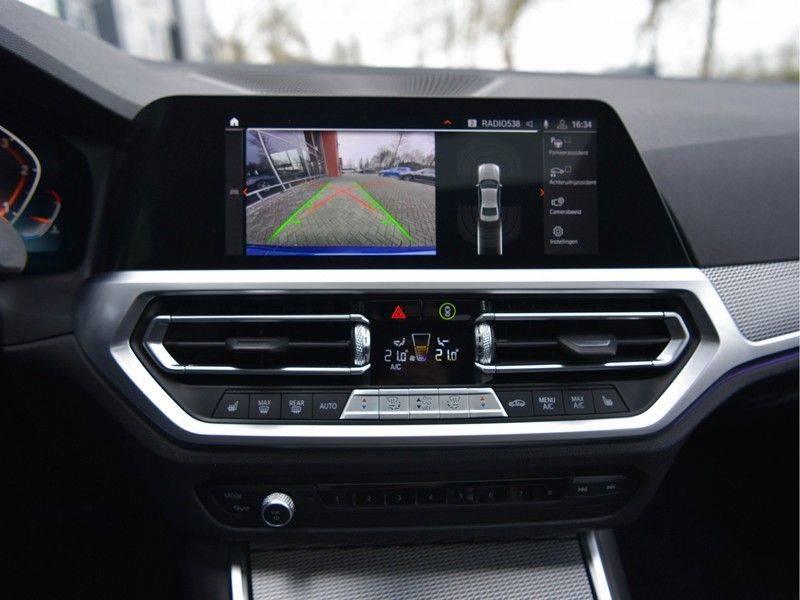 BMW 3 Serie 320d 190pk M-Performance Dak Laser HUD El-Memo Standk DA HiFi Keyless Live-Cockpit afbeelding 13