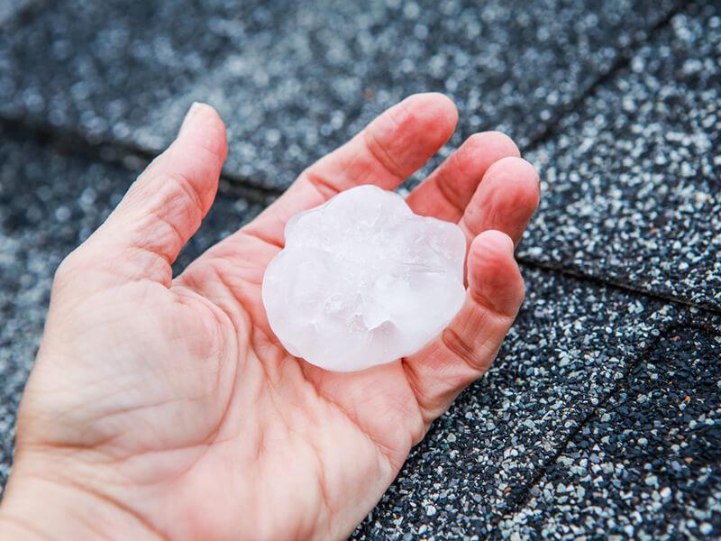 hail damage roof repair tyler tx