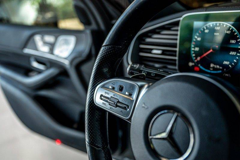 Mercedes-Benz GLE 450 4MATIC AMG   Panorama   Head-up Display   Memory   Burmester   Luchtvering   NP €140.000 afbeelding 17