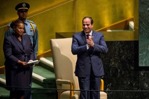 Misstated Excerpt of Times Article Offers Fresh Take on President Sisi of Egypt
