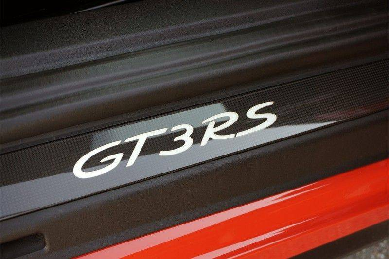 Porsche 911 4.0 GT3 RS *Lift *918 seats *PCCB afbeelding 21