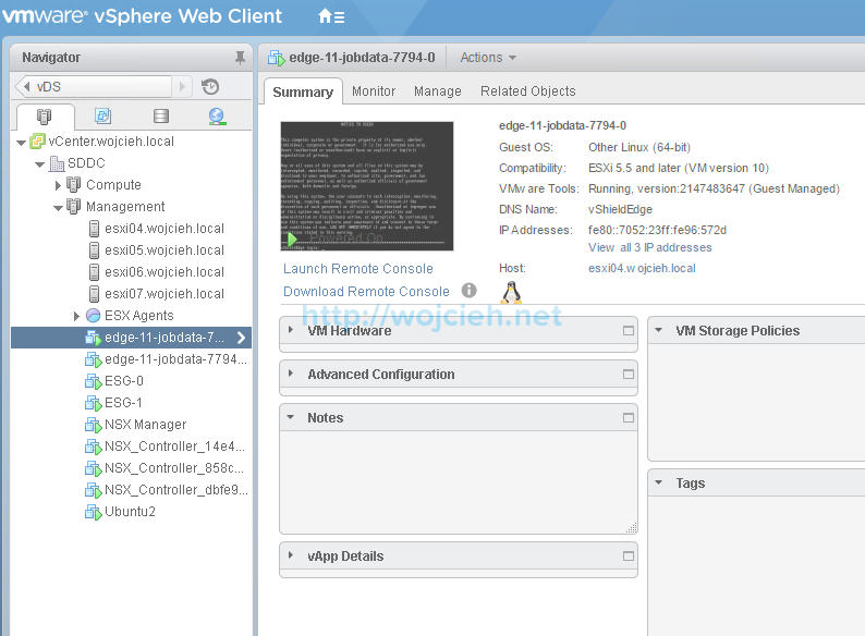 NSX Upgrade - step by step - 18