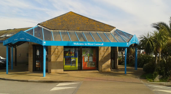New Penzance Tourist Information Centre