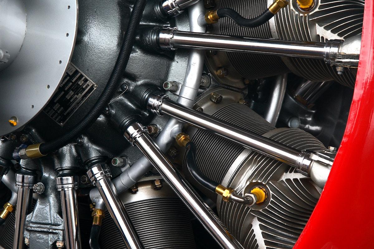 Build a bigger engine, not a smaller fuel tank