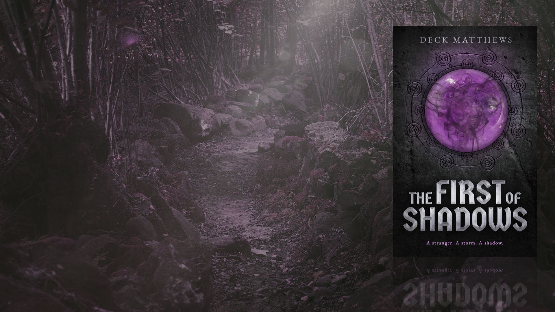 The First of Shadows - review and author interview