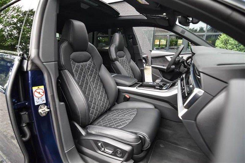 Audi Q8 55 TFSI S-LINE+23INCH+PANO.DAK+360CAM+BLACKLOOK afbeelding 4