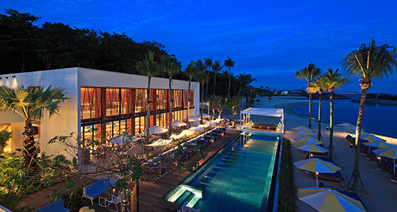 Image of Tanjong Beach Club