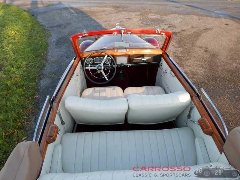 Mercedes-Benz 170 S Cabriolet B afbeelding 23