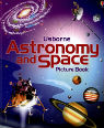 Usborne astronomy and space picture book by Emily Bone