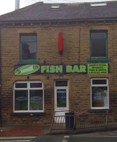 Woodnook Fish Bar Pudsey