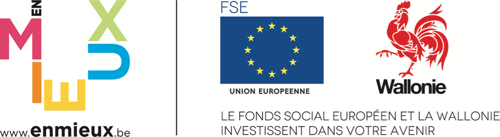 En mieux / FSE / Wallonie