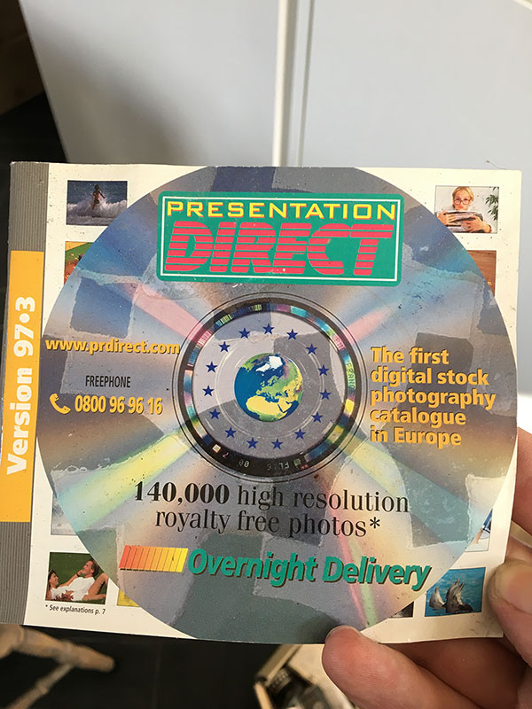 Digital Stock CD