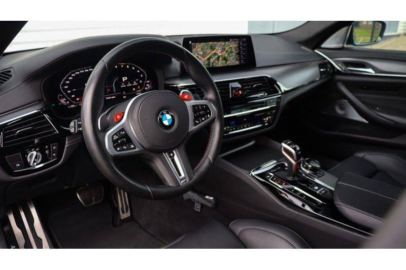 BMW 5 Serie M5 Competition Individual, Akrapovic uitlaat, B&W Sound, Carbon afbeelding 6