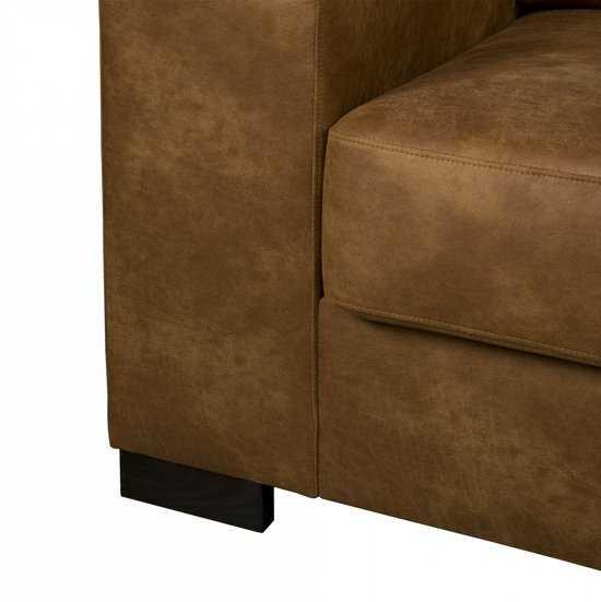 Isofa Dito Hoekbank Leer Cognac 9200000074103892_6 Bruin