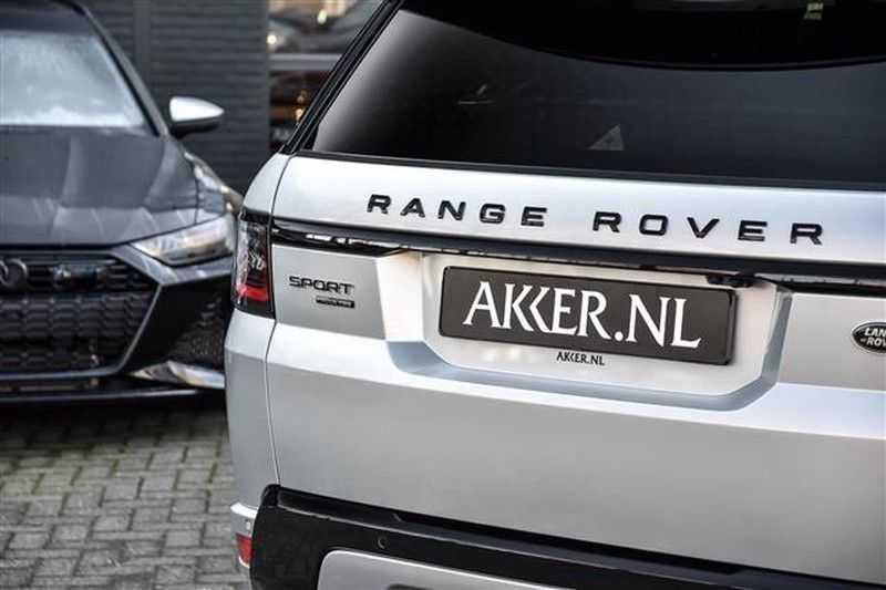 Land Rover Range Rover Sport P400E HSE DYNAMIC BLACK PACK+PANO.DAK NP.127K afbeelding 18