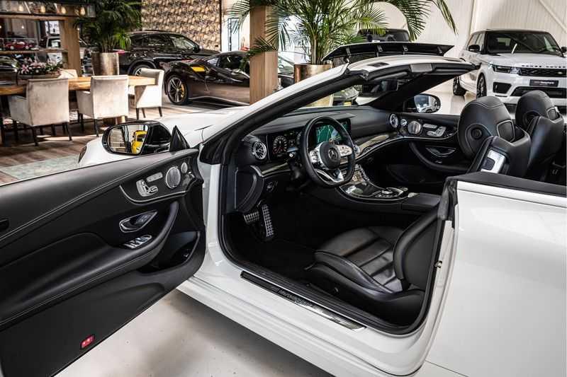Mercedes-Benz E-Klasse Cabrio 350 AMG | Carbon | Burmester | 360º | Night pakket afbeelding 20