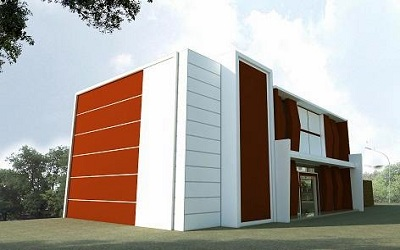 Inspirasi Desain Bangunan Kantor Minimalis