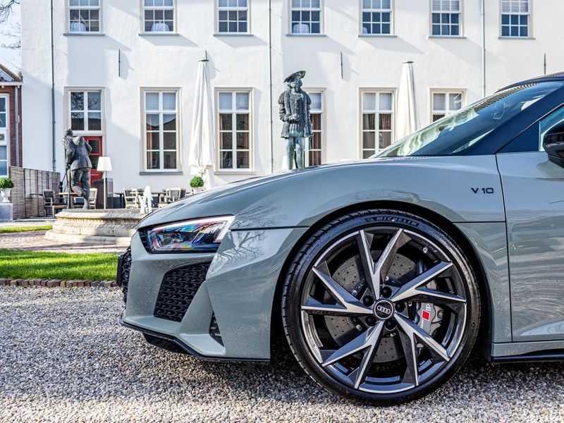 Audi R8 Spyder 5.2 performance quattro | 620PK | Magnetic Ride V10 | B&O sound | Carbon | Ceramic | Audi Exclusive | Garantie tot 07-2025* afbeelding 16