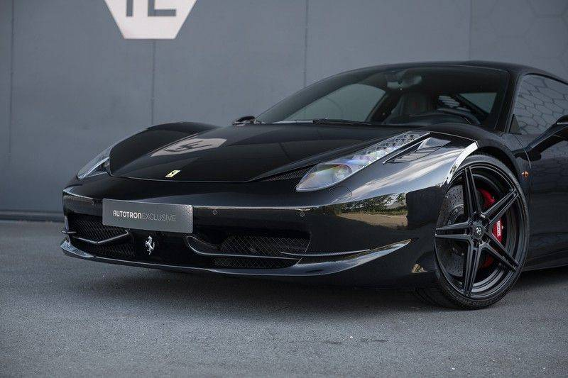 Ferrari 458 4.5 V8 Italia New Power Garantie T/M 12-03-2022, Carbon Sport Seats, Custom Exhaust, Carbon exterieurdelen afbeelding 7