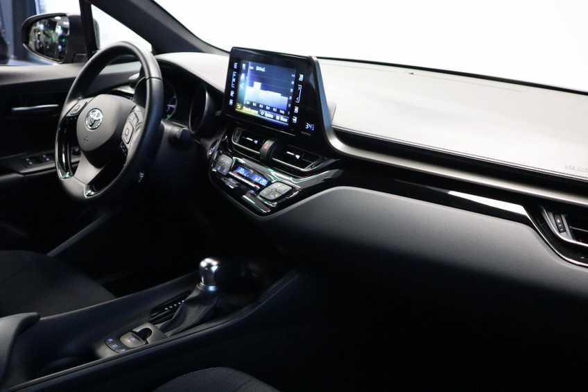 """Toyota C-HR 1.8 Hybrid Navigatie Camera 17""""LM afbeelding 13"""