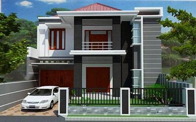 Mengenal Sketsa Desain Eksterior Bangunan