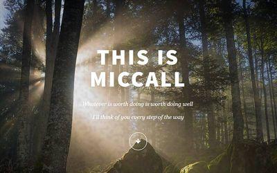 MiccallTheme