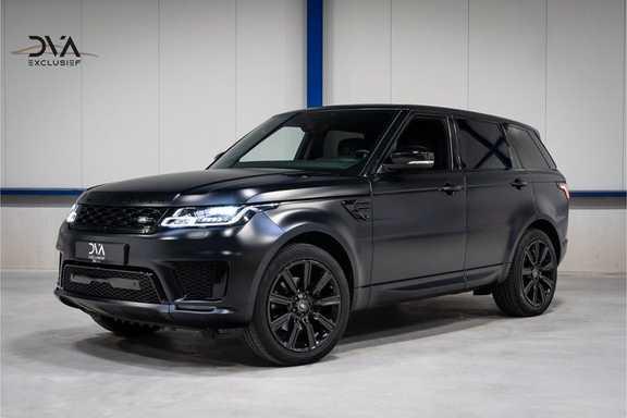 Land Rover Range Rover Sport 3.0 SDV6 HSE Dynamic BTW / ORG SatinBlack Matt / DEALER OND