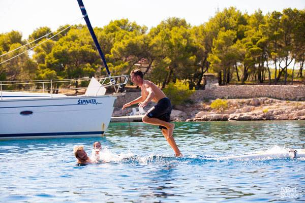 Sailing Croatia Vacation