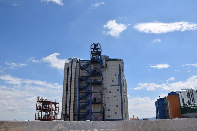 Projekt - Pliva Savski Marof – Gebäude für Qualitätssicherung