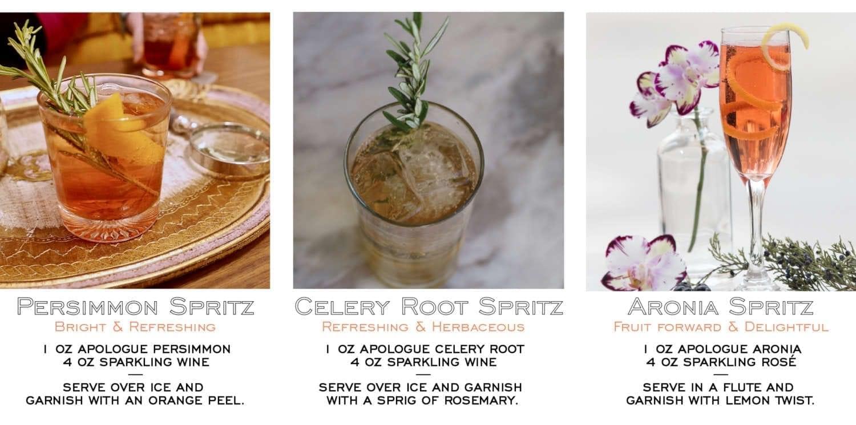 Spritz Recipes