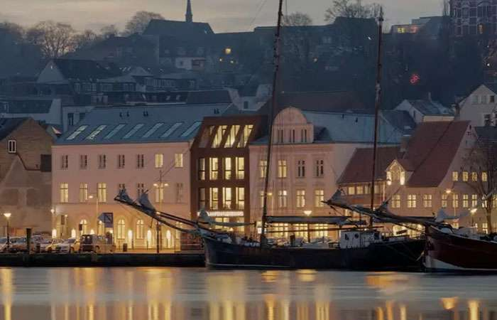 hyggeligt hotel i flensborg til weekenden