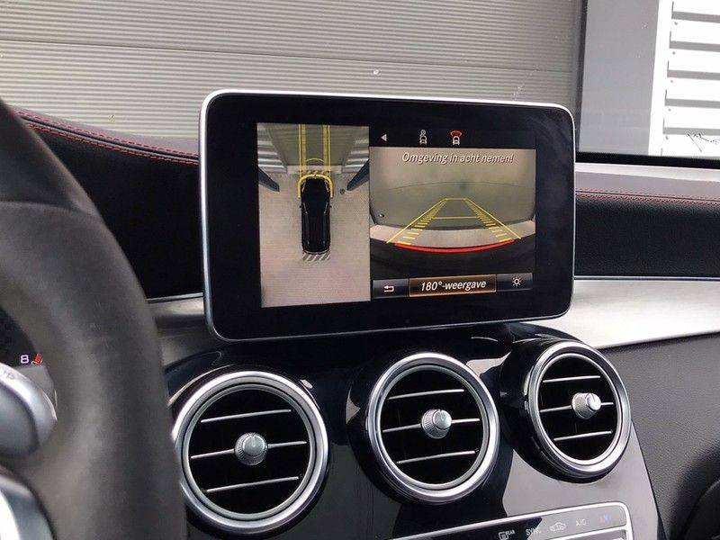 Mercedes-Benz GLC 43 AMG 4MATIC 367PK ACC, Pano, Memory Seats, 360* Camera, Luchtvering, Command Online, Lane Assist, 20INCH afbeelding 8