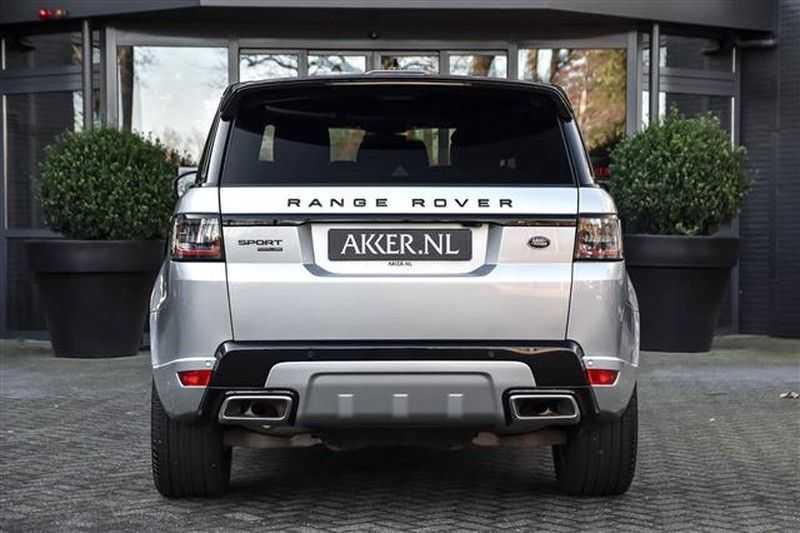 Land Rover Range Rover Sport P400E HSE DYNAMIC BLACK PACK+PANO.DAK NP.127K afbeelding 14