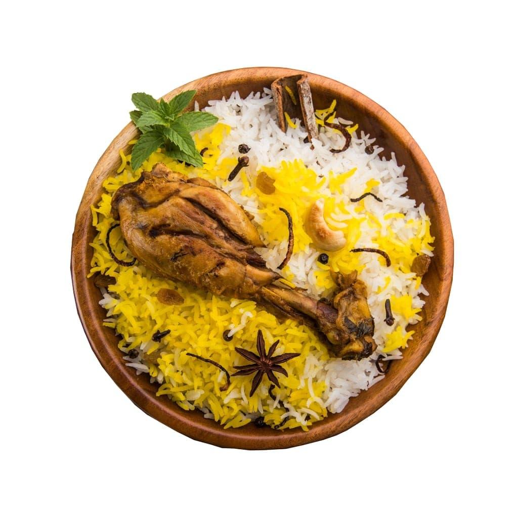 Chicken Biryani Special