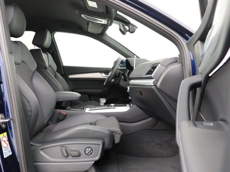Audi Q5 50 TFSI e 299 pk quattro S edition | S-Line |Elektrisch verstelbare stoelen | Trekhaak wegklapbaar | Privacy Glass | Verwarmbare voorstoelen | Verlengde fabrieksgarantie afbeelding 25
