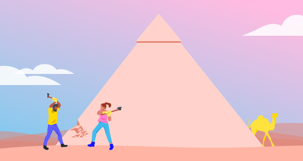 pyramide du travail