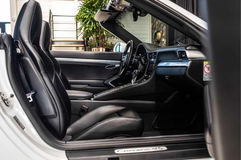 Porsche 911 Cabrio 3.0 Carrera 4S | Sportdesign | BOSE | SportChrono | Sportuitlaat | NP 184.000 afbeelding 22