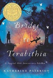 The Bridge to Terabithia by Katherine Paterson and Donna Diamond
