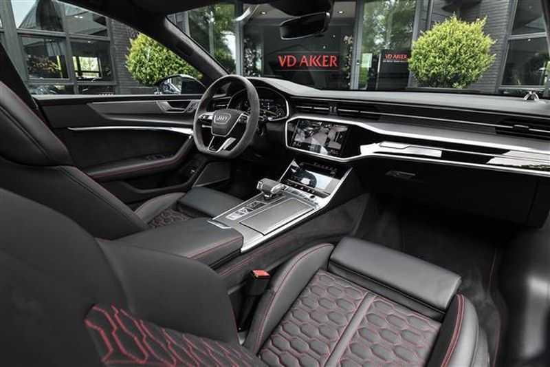 Audi RS7 DYNAMIC PLUS+DESIGNPAKKET+B&O+360CAM. NP.260K afbeelding 3