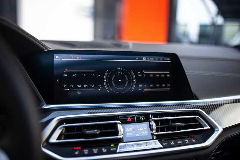 "BMW X6 xDrive40i High Executive *Pano / Laser / HUD / H&K / Leder Indiv. / 22"" / Topview* afbeelding 16"