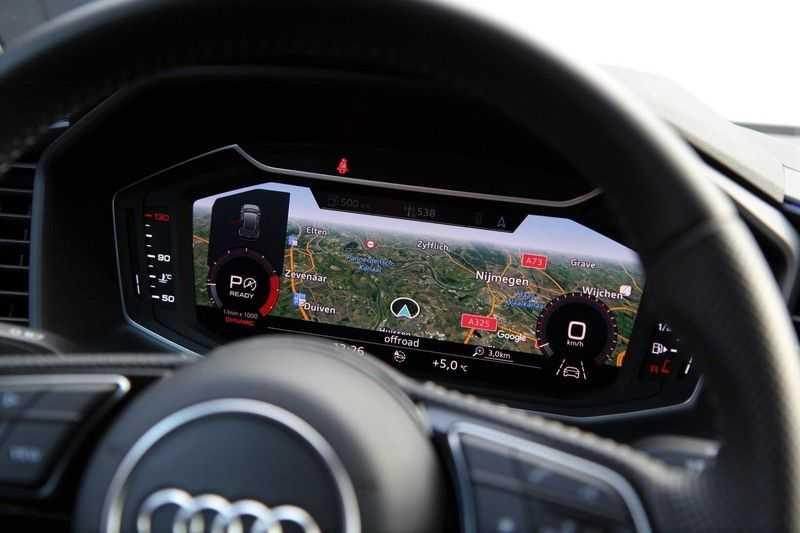 Audi A1 Sportback 40 TFSI S-LINE+NAVI+18INCH afbeelding 17
