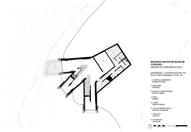Grundriss Untergeschoss 2