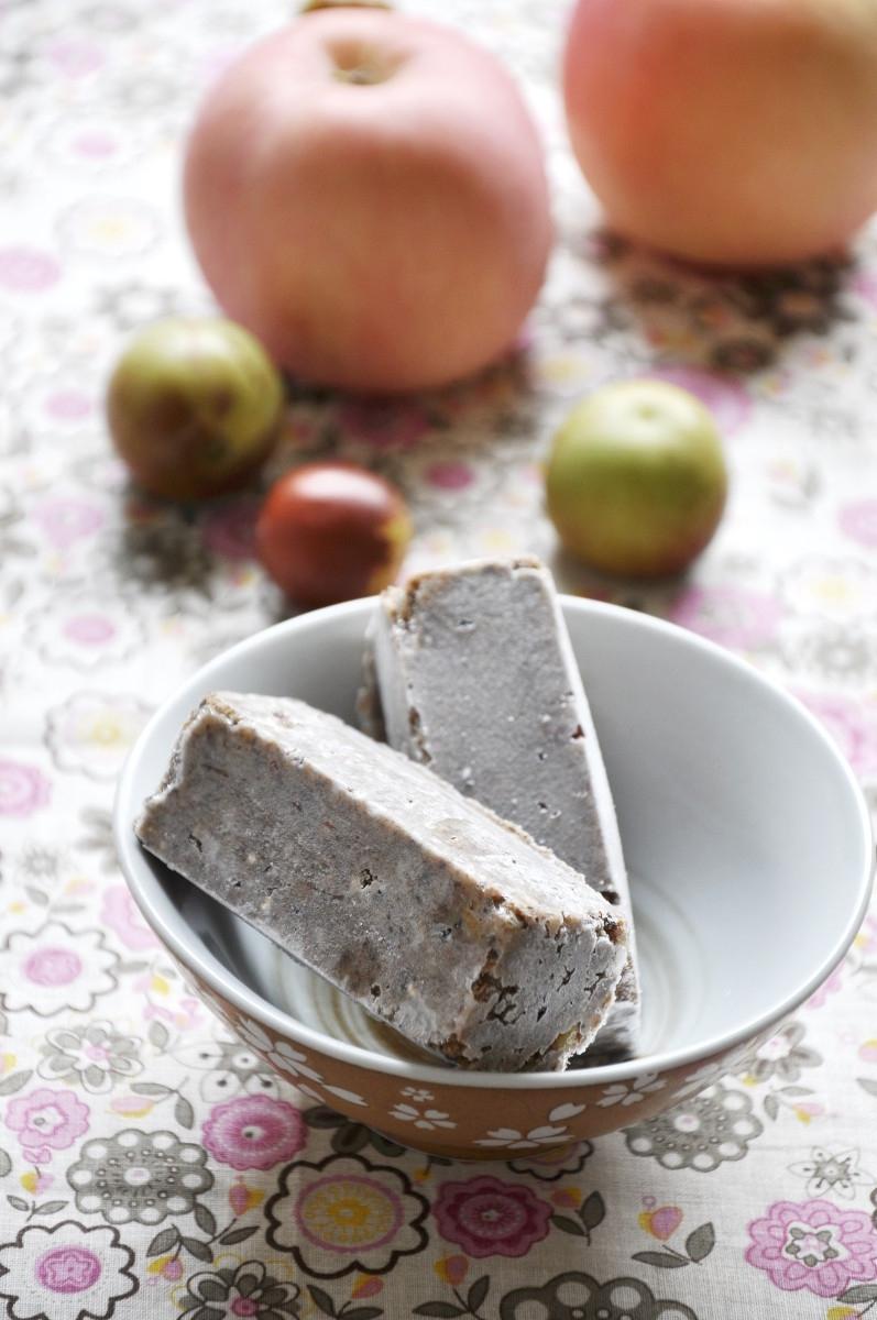 Cinnamon Apple and Almond Energy Bar