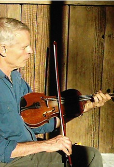 Fiddles can be played any way you want.