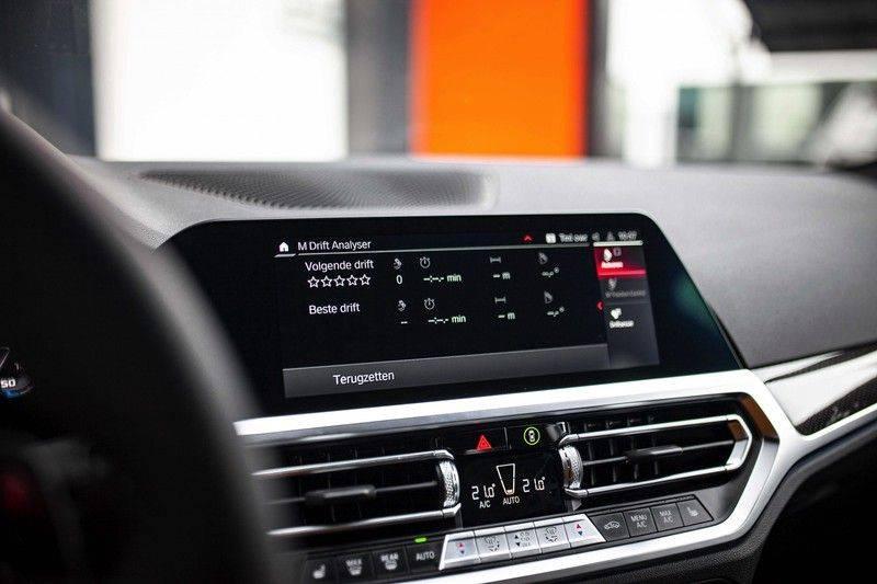 BMW M3 Competition G80 *HUD / M Driver's Pack / Laser / Keramisch / Harman-Kardon / Schaalstoelen* afbeelding 21