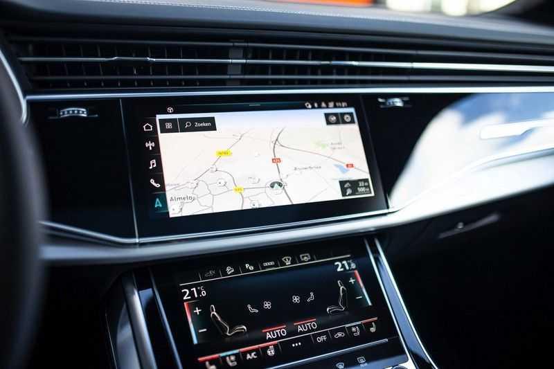 "Audi Q7 55 TFSI E Hybride Quattro *S-Line / 22"" / B&O 3D / Pano / HUD / Laser* afbeelding 12"