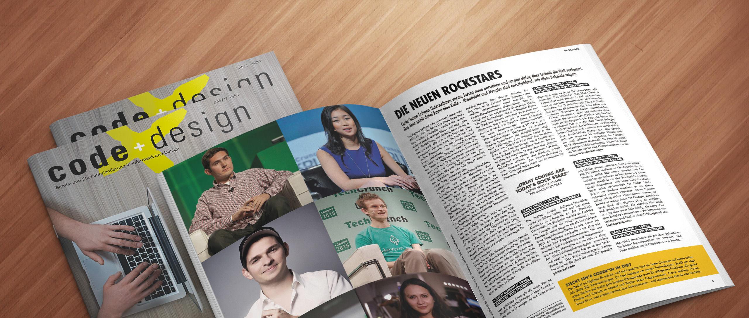 Das Magazin #1 - 2017/2018