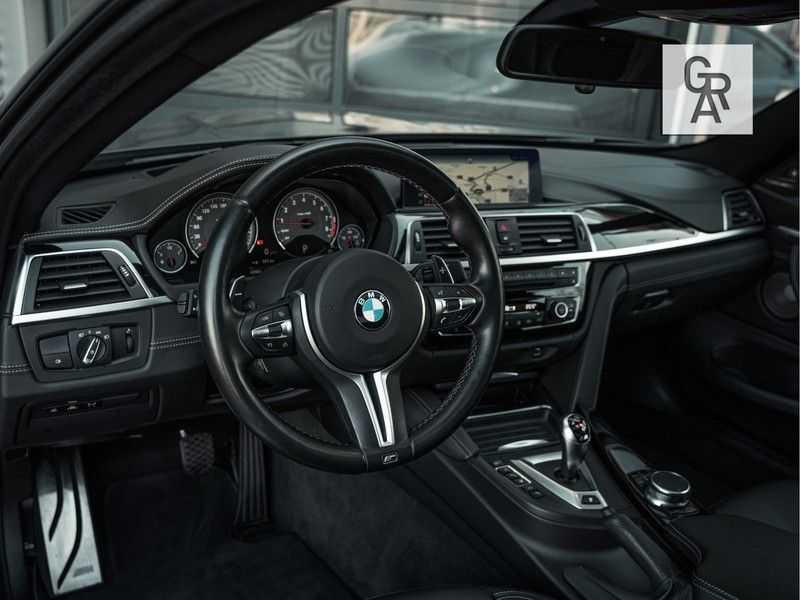 BMW M4-serie Coupé M4 Competition | Schuifdak | Carbon afbeelding 25