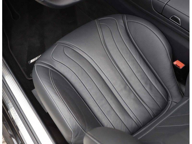 Mercedes-Benz S-Klasse Cabrio 500 *Designo*AMG*Airscarf*Full option* afbeelding 20
