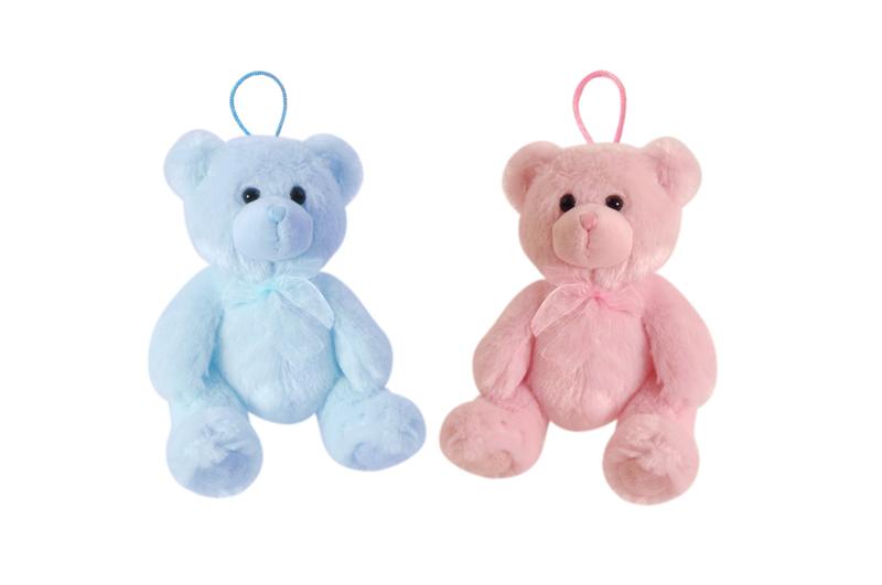 "The Petting Zoo: 6"" Baby McClure Bear & Loop"